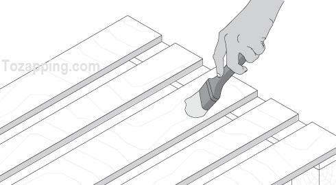 Cómo Construir Una Mesa De Centro Con Palets