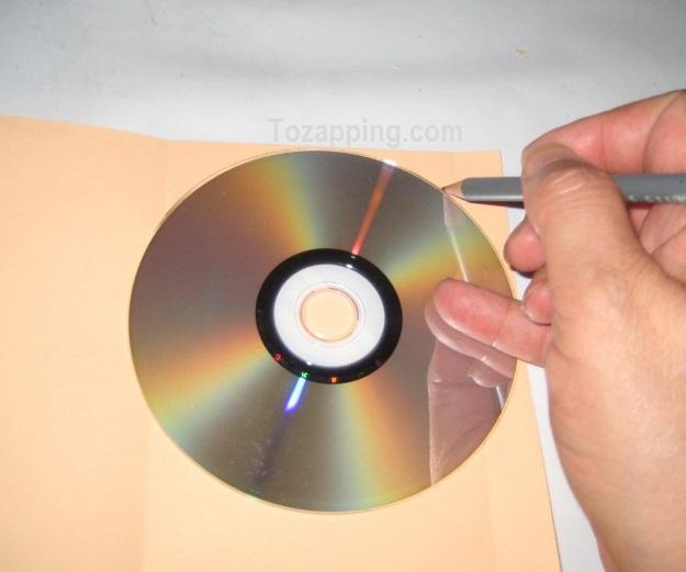 Cómo hacer cajas para regalo CD