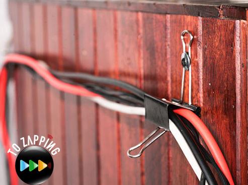 Cómo Organizar Y Esconder Los Cables Del Ordenador