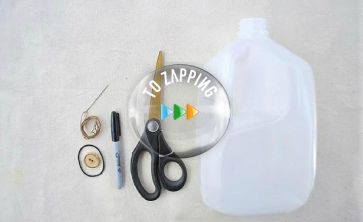 Diy estuche reciclar botella de plástico