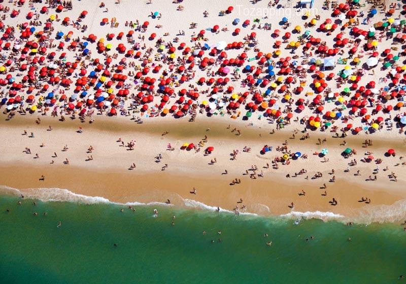 Hermosas playas alrededor del mundo