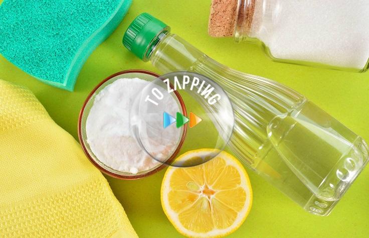 Cómo Hacer Productos De Limpieza Naturales En Casa
