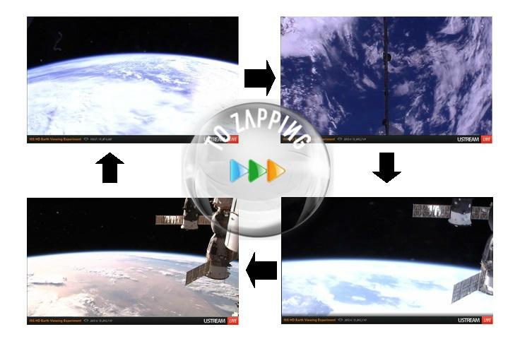 La Tierra desde el espacio en directo