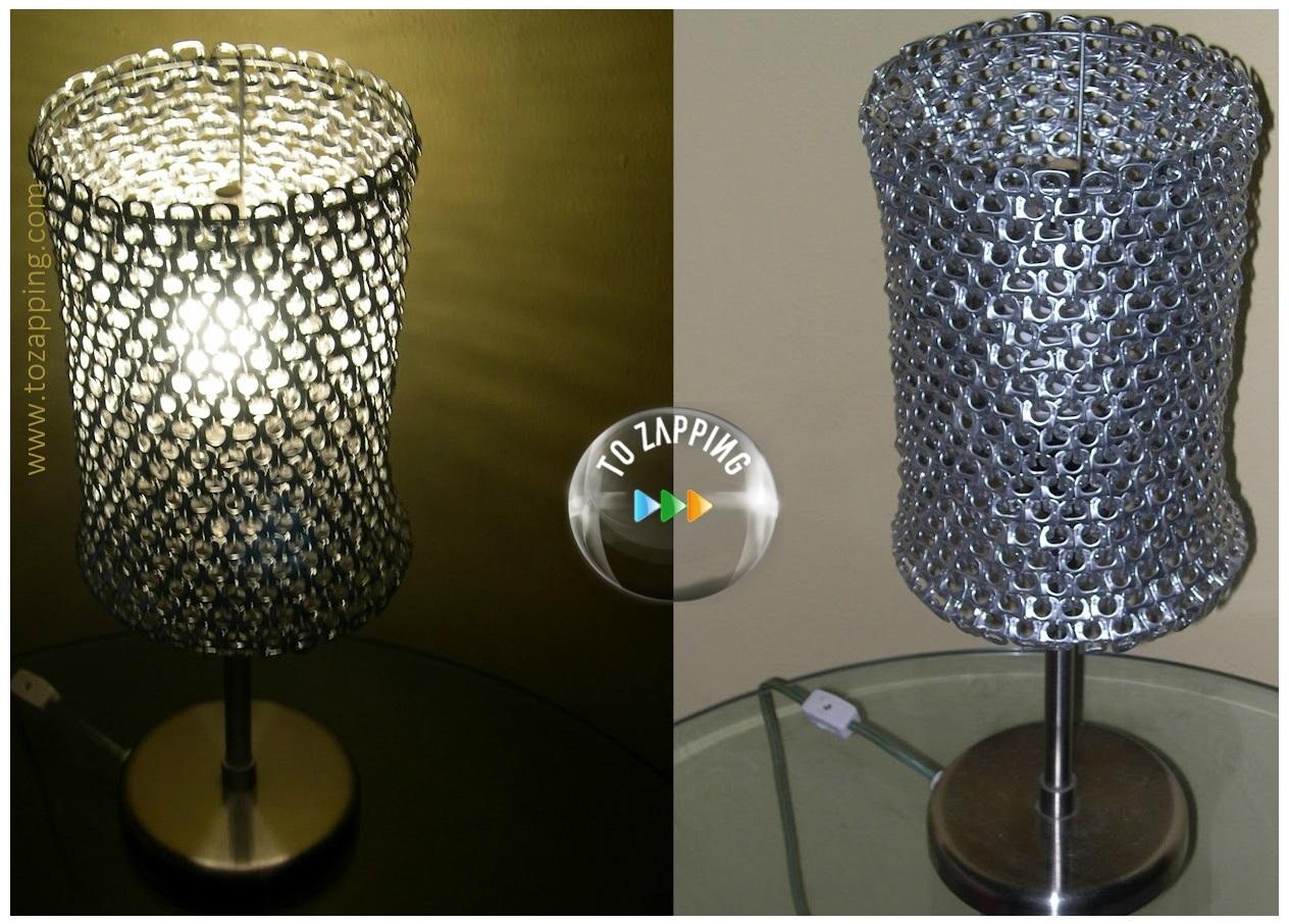 Lámparas de anillas