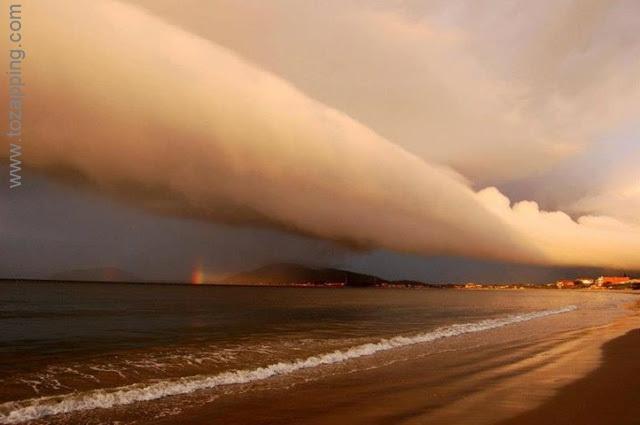 Siete magníficos ejemplos de nubes tubo