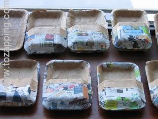 Organizadores Reciclados