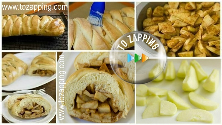 Trenza de manzana