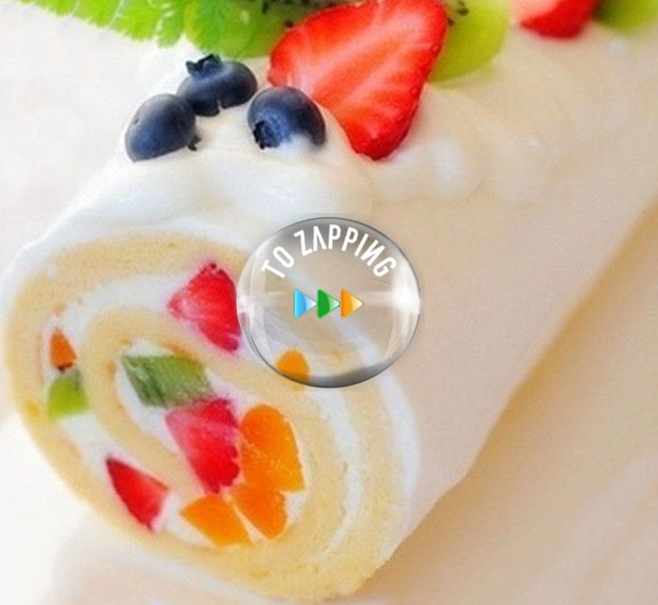 Rollo de Frutas