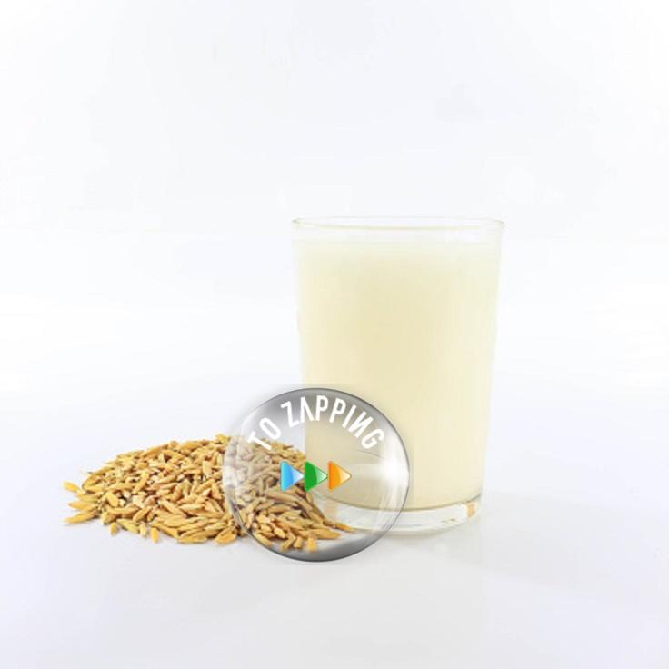 Agua de arroz método de preparación