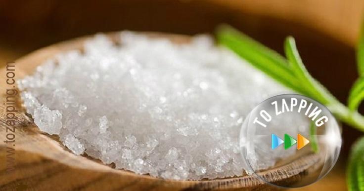 Tres trucos de belleza con sal marina