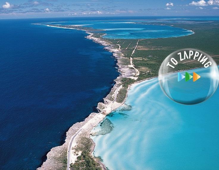 Dónde el Caribe se encuentra con el Atlántico en Eleuthera