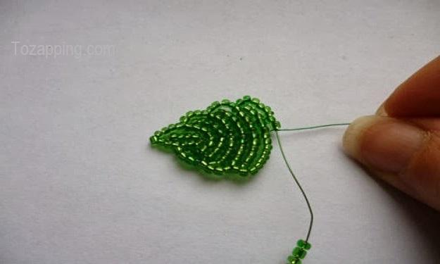 Tejer hojas Uvas