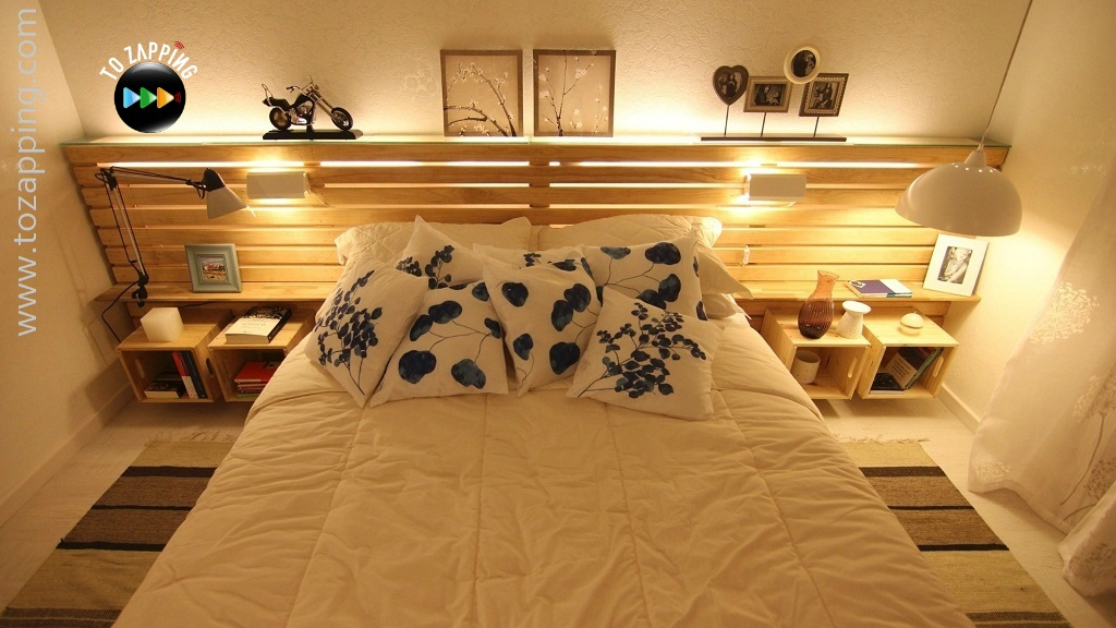 Cómo hacer cama con palets