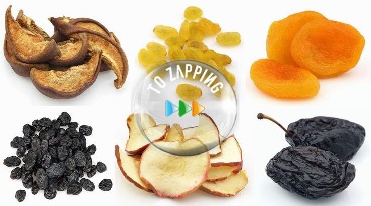 Las Frutas Desecadas Y Sus Beneficios