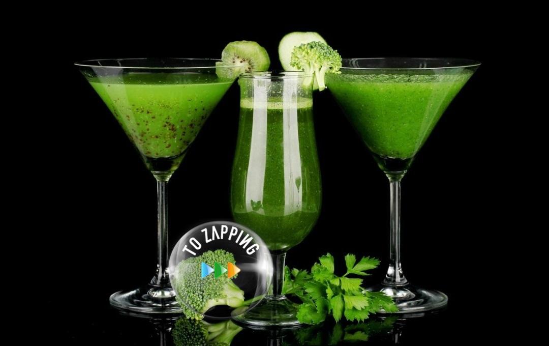 Tres Magníficas Bebidas Verdes Para Quemar Grasa