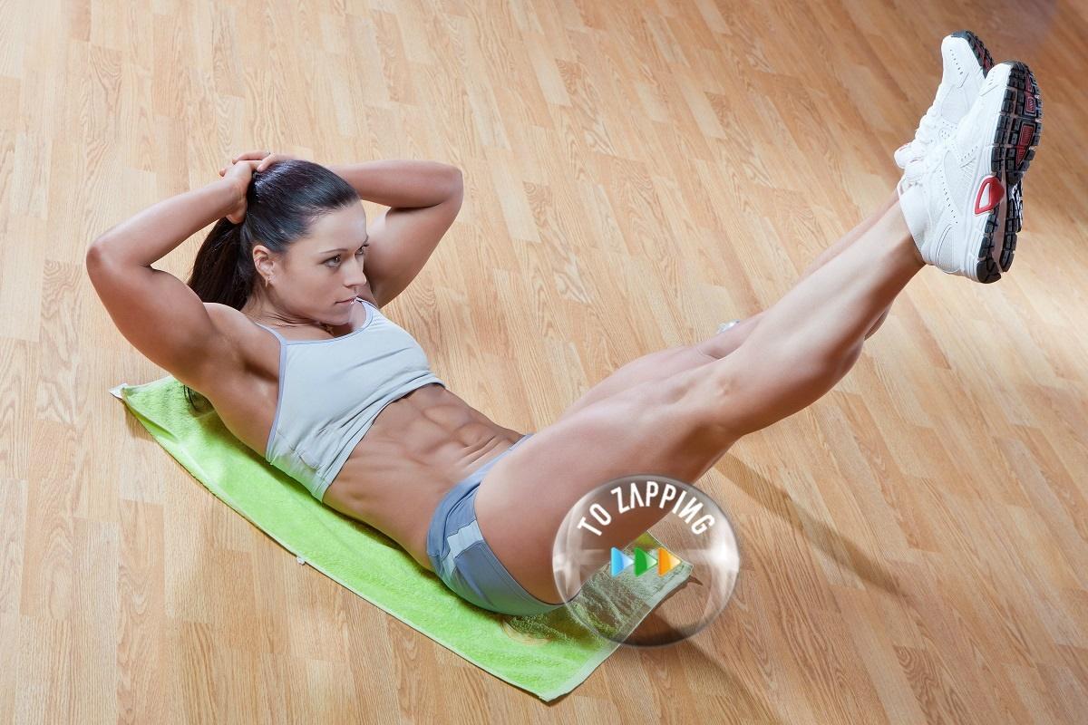 5 ejercicios recomendados para fortalecer tu abdomen