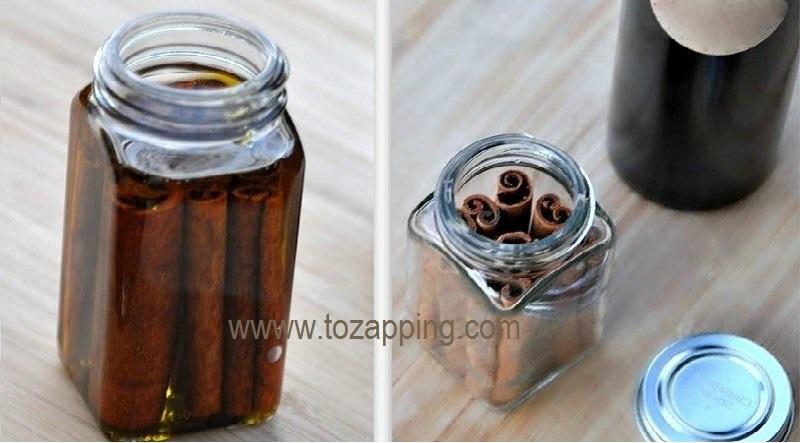 6 gotas del potente aceite eliminan la grasa del abdomen