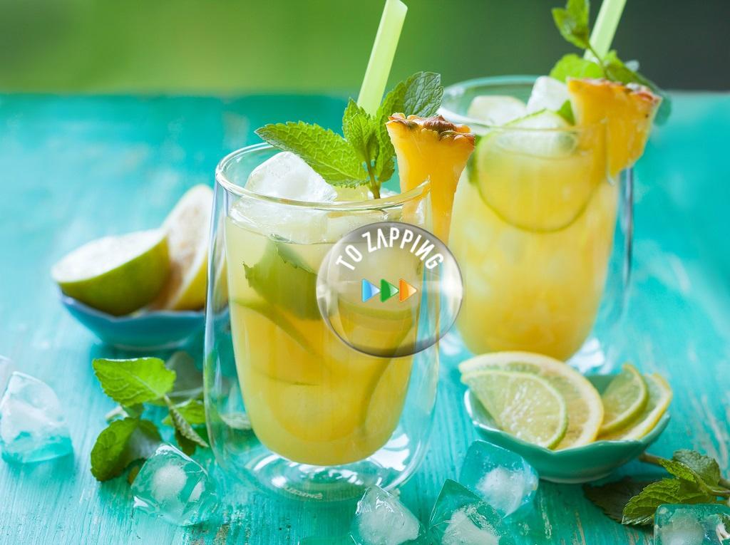 Cómo equilibrar el ph del cuerpo con piña y limón