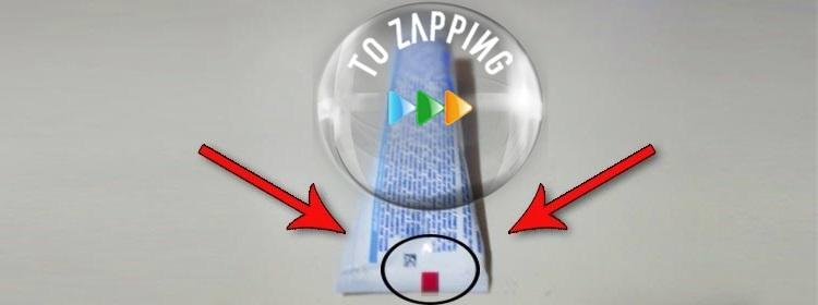 El color al final del tubo de tu dentífrico influye en tu salud