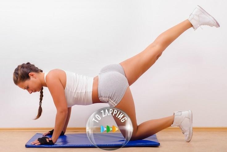 Los mejores ejercicios para reafirmar los glúteos en casa