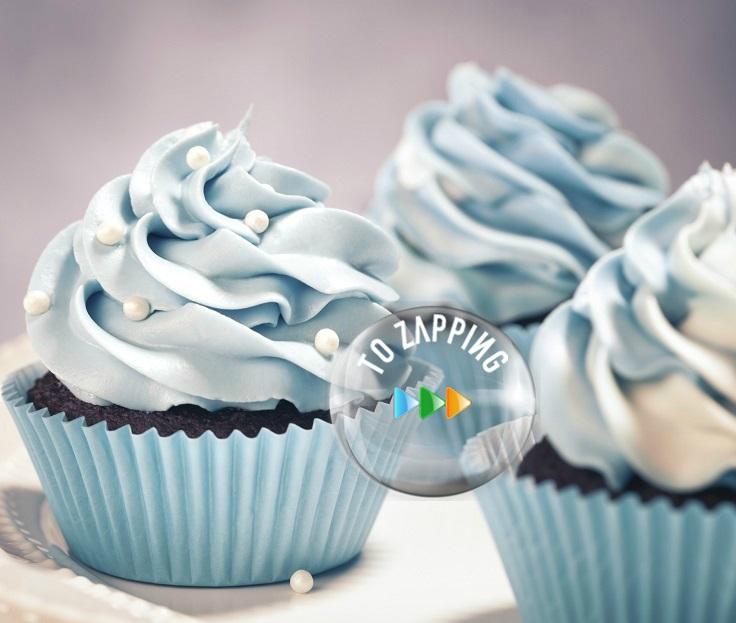 Cupcake Delicioso De Crema