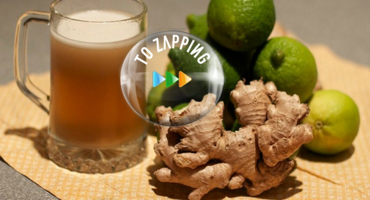 Cerveza de jengibre para la inflamación y el dolor
