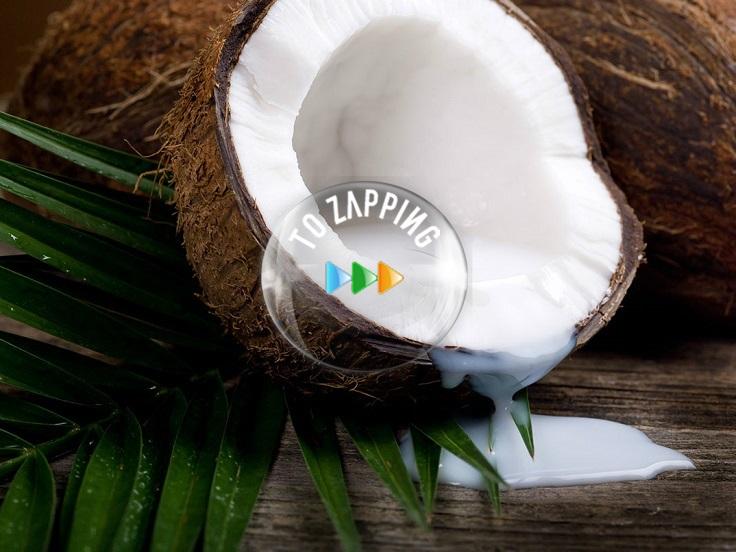 Cómo hacer en casa aceite la harina y la leche de coco
