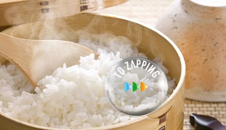 Mascarilla de arroz para embellecer la cara