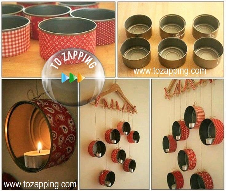 Manualidades reciclaje de decoraci n - Blog de manualidades y decoracion ...