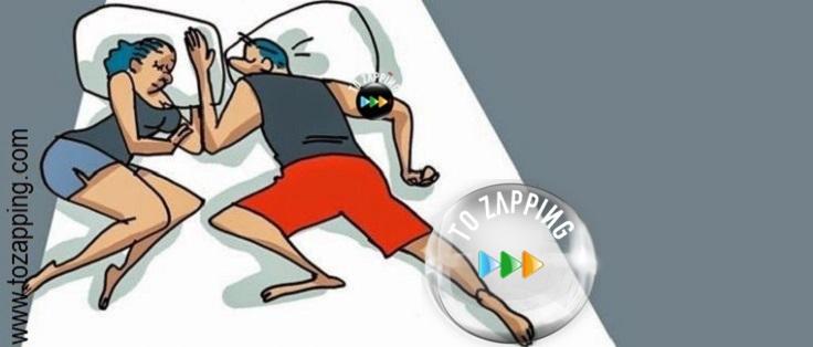 El Significado De Las Posiciones Al Dormir Con Tu Pareja